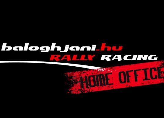 Balogh Jani | BaloghJani Rally Racing – Home Office VLOG 1.rész