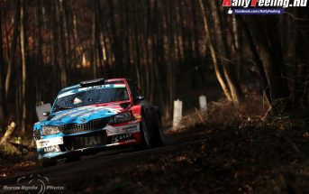 Csomós Mixi Rallye Hungary 2020