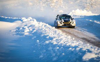 Bottas Arctic Lapland Rally