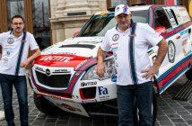 Szalay Bunkoczi Opel Dakar Team